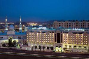 الفنادق الفاخرة بمكة المكرمة