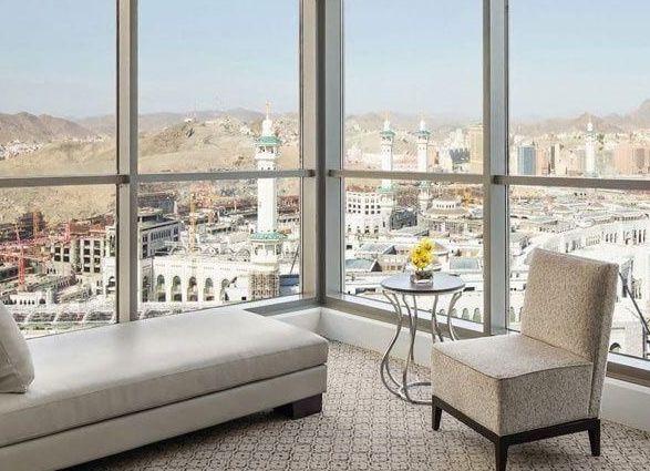 مزايا حجز فنادق مكة