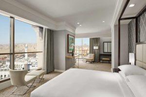 حجز فندق جبل عمر حياة ريجنسي مكة