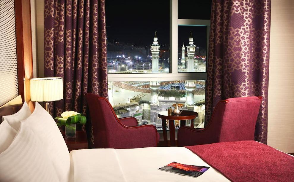 حجز فندق المروة ريحان من روتانا